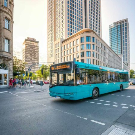 Verkehr Frankfurt am Main