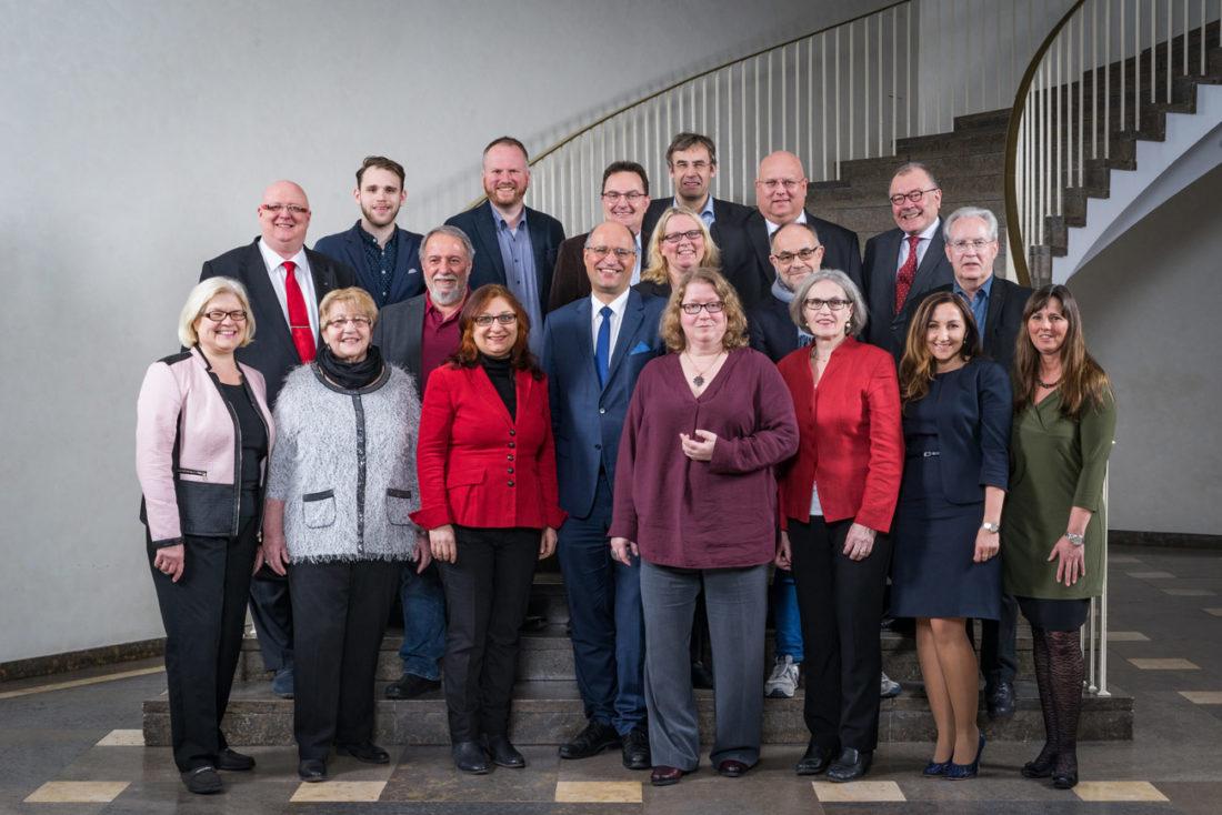 SPD Fraktion Frankfurt am Main im Römer