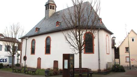 Die Alte Bethlehemkirche in Ginnheim