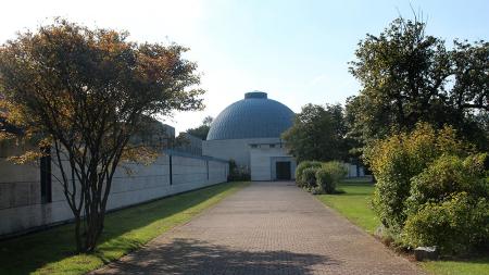 Parkfriedhof-Heiligenstock, September 2013
