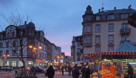 Leipziger Straße, Bockenheim, Frankfurt