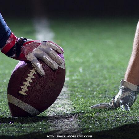 Kickoff beim American Football