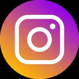 Logo Instagram rund